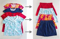 turn shirts into clothes 5 ways diy thought
