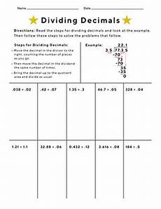 dividing decimals worksheet easy 7122 how to calculate discounts worksheet education