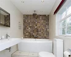 Photo Of White Bathroom Part Tiled Bathroom Small
