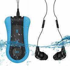 Wasserdichter Mp3 Player - agptek clip 8gb waterproof mp3 player with waterproof