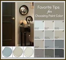 tips tricks to choosing the paint color photos of rooms with exact brand and paint