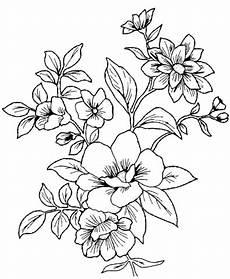 Ausmalbilder Blumen A4 Desenho De Flores Para Colorir Desenhos Para Colorir E