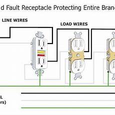 gfci outlet with switch wiring diagram free wiring diagram