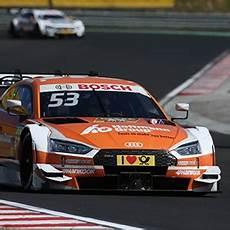 Audi Driver Ren 233 Rast Clinches Dtm Lead Fleetpoint