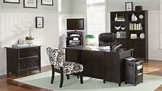 modern home office furniture collections 99 sauder edge water executive desk in estate black