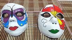 imagenes de mascaras de carnaval hechas con material de provecho imagenes de mascaras de