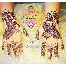 jasa pasang henna jambi macam macam desain henna