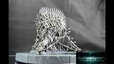 Of Thrones Iron Throne Replica Unboxing And Review