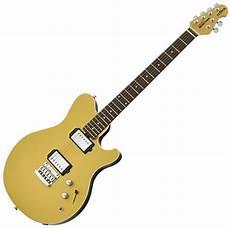gold top guitar reflex standard electric guitar rw gold top at gear4music