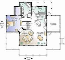 thehousedesigners com small house plans panoramic chalet style with large terrace screened porch