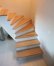 Escalier Quart Tournant Sur Mesure Bois Pour Escalier Literie Sur Enperdresonlapin
