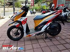 Modifikasi Vario 125 2018 by Honda Vario 125 150 Repsol Edition Terbaru 2018