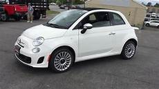 new 2019 fiat 500 lounge cabrio convertible in waterville