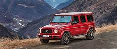 the new mercedes g 350 d