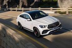 2021 Mercedes Gle 450 2021 mercedes amg gle coupe is portly but powerful
