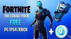 Fortnite Malvorlagen Xbox One How To Get Fortnite The Cobalt Pack Free Code