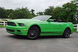 2013 Ford Mustang V6 Convertible 'Mustang Club Of America