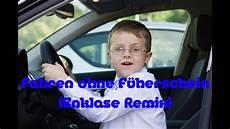 fahren ohne führerschein fahren ohne f 252 hrerschein enklase remix