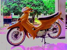 Modifikasi Smash by Modifikasi Motor Smash Free Modifikasi Motor