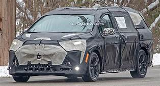 2021 Toyota Sienna Redesign Specs Price And Release