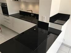 Granit Noir Chez Hm Deco Marbrier Sur Le Bassin D