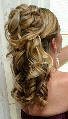 wedding hairstyles for medium length hair half up half down search mother of the