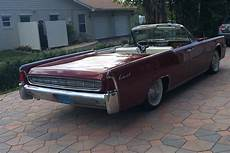 Lincoln Continental 4 - 1963 lincoln continental 4 door convertible 183771