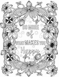 coloring inspirational quotes the uplifting by