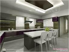interior designing kitchen kitchen interior views by ss architects cochin kerala