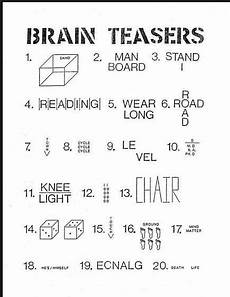 riddle worksheets high school 10914 use in beginning of each class as a exercise to get students excited for class brain
