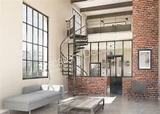 Escalier Colima 231 On En Kit Style Loft Escaliers D 233 Cors 174