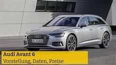 Audi A6 Avant Testfahrt Daten Motoren Preise Adac