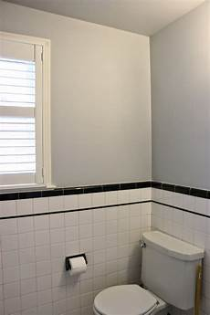 houseography paint progress hall bath