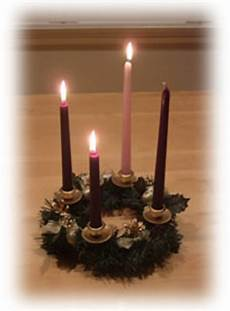 advent week 3 scripture reading and candle