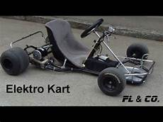 Elektro Kart Fl Co Eigenbau Hd