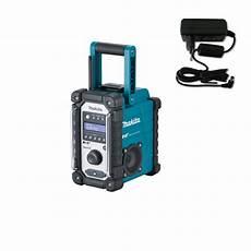 Makita Site Radio Dmr105 Dab Dab Digital Audio