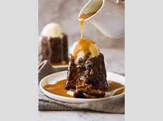 Sticky Toffee Pudding with Toffee Sauce image