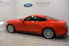 Ford Mustang Fastback 2 3 Ecoboost 317 Occasion De 2017