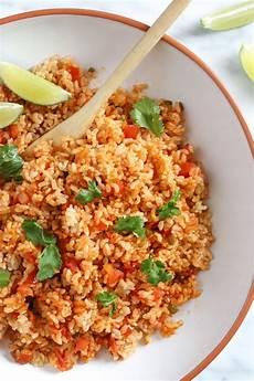 Schnelle Gerichte Mit Reis - mexican brown rice recipe skinnytaste