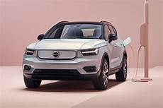 Volvo Unveils Its All Electric Vehicle The Xc40