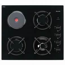 table de cuisson mixte brandt tg1013b 224 286 99 sur