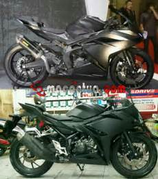 150 Rr Modif Simple by Modifikasi Simple All New Cbr150r Ala Cbr250rr Concept