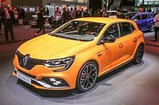 Renault Megane Rs 2017 - frankfurt motor show 2017 our cars autocar