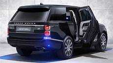 2020 land rover range rover sentinel security beneath