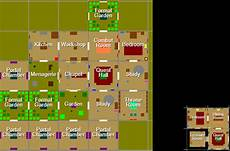 runescape house plans my house layout for anyone interested formal garden