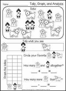 here s a simple tally graph and analyze activity