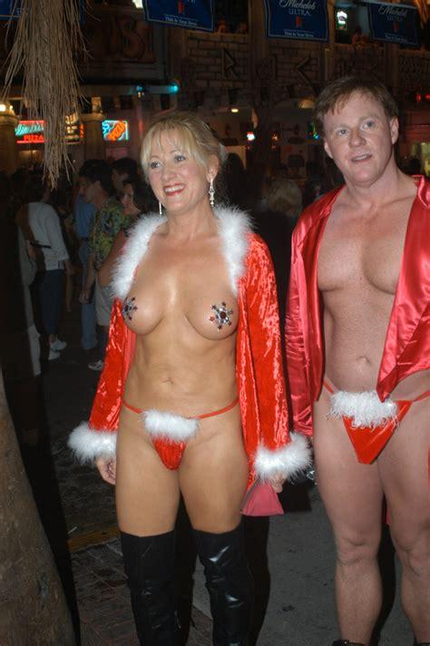 Fantasy Fest Key West Nude