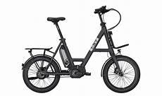 isy kompakt e bike 20 zoll grau drive n3 8 zr bosch