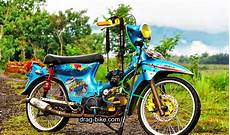 Modifikasi C70 by 40 Foto Gambar Modifikasi Honda C70 Kontes Airbrush
