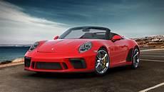 2019 Porsche 911 Speedster How I D Spec It Automobile